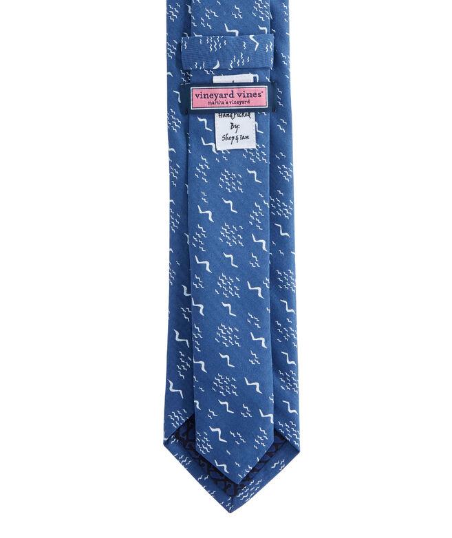 Kennedy Seagulls Skinny Tie