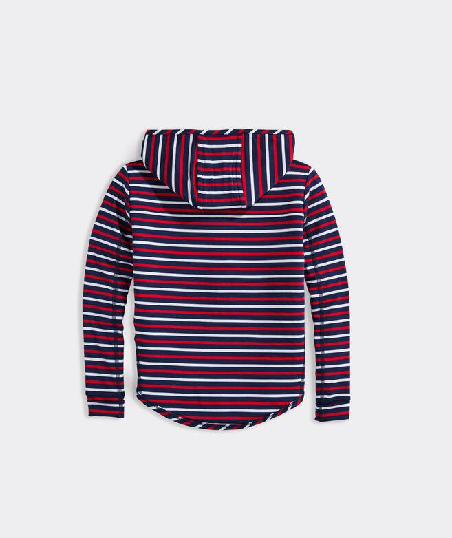Girls' Hooded Sankaty Shep Shirt