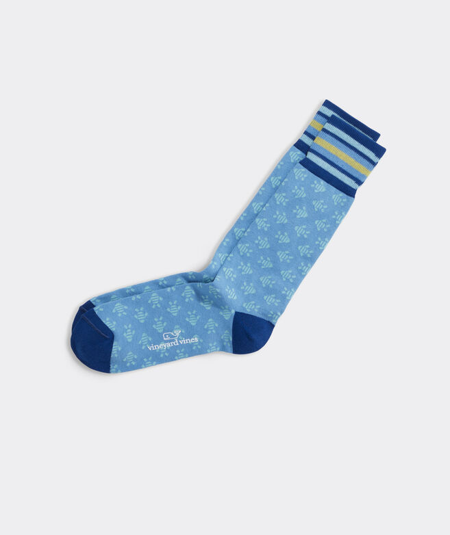 Mini Angel Fish Icon Socks