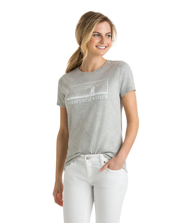 Tri Blend Eastern Lights Relaxed Tee