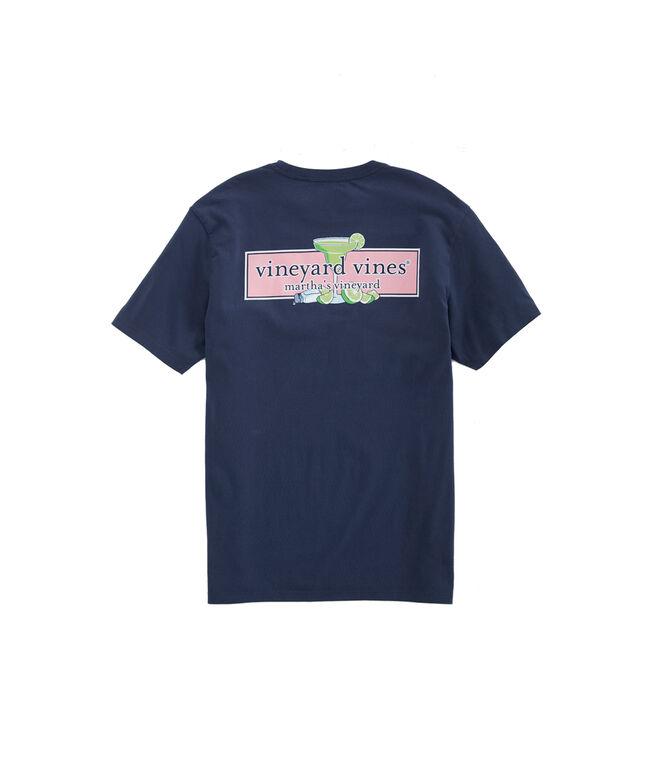 Margarita & Lime Pocket T-Shirt