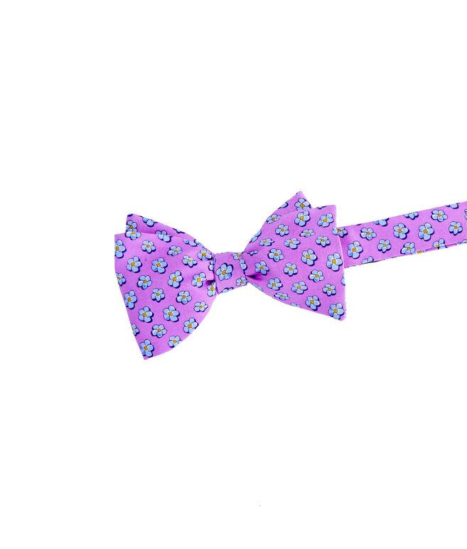 Jim Nantz Forget-Me-Knot Bow Tie
