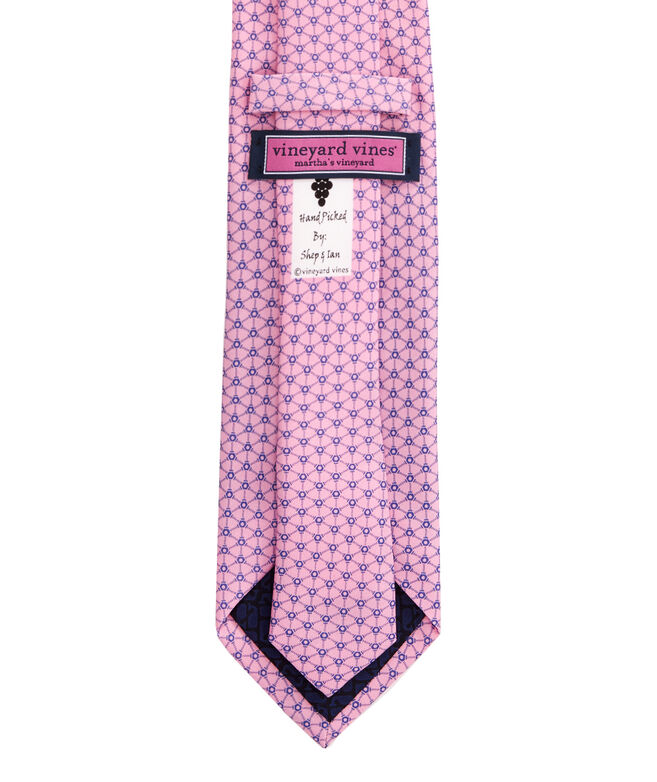 Extra Long Nuts & Bolts Printed Tie