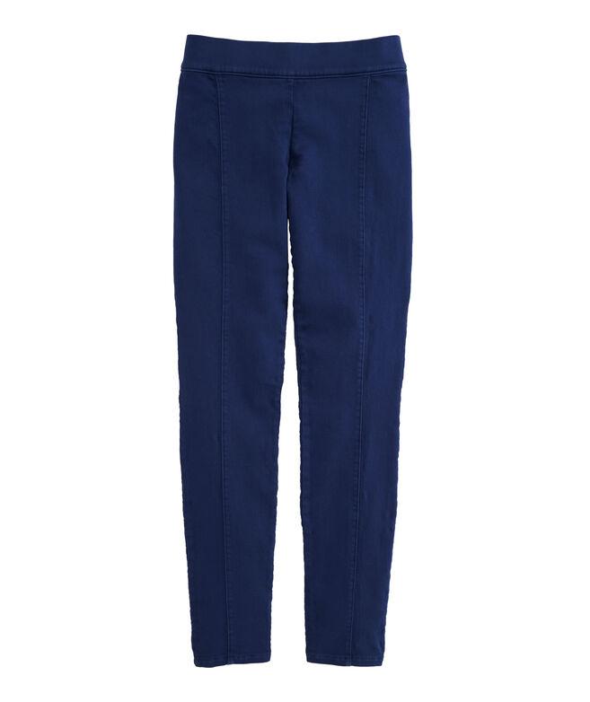 OUTLET Garment-Dyed Leggings