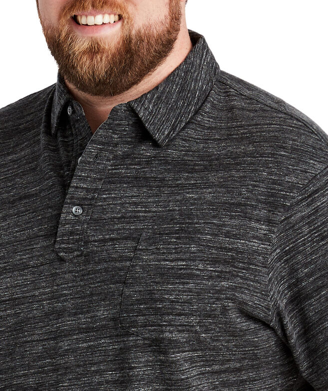 Big & Tall Pacific Stretch Polo