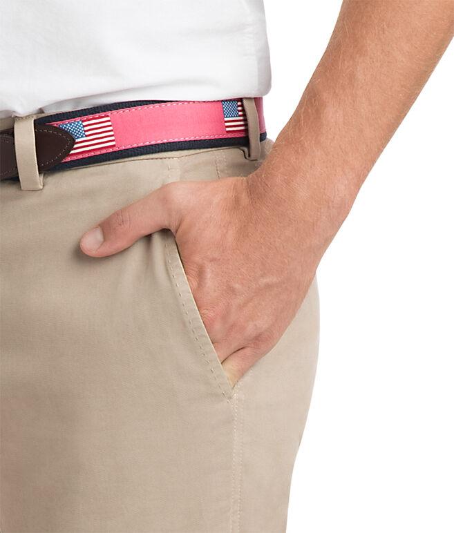 Cotton Wool Burgee Breaker Pants