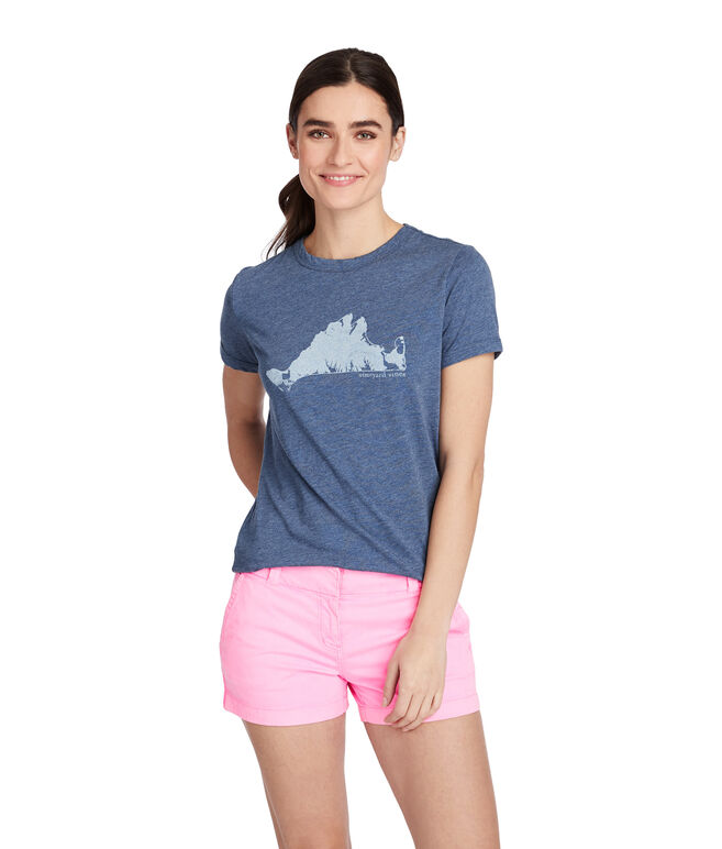 Martha's Vineyard Island Graphic Tee