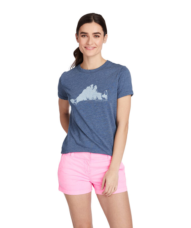 0c61df8f6 Shop Martha's Vineyard Island Graphic Tee at vineyard vines