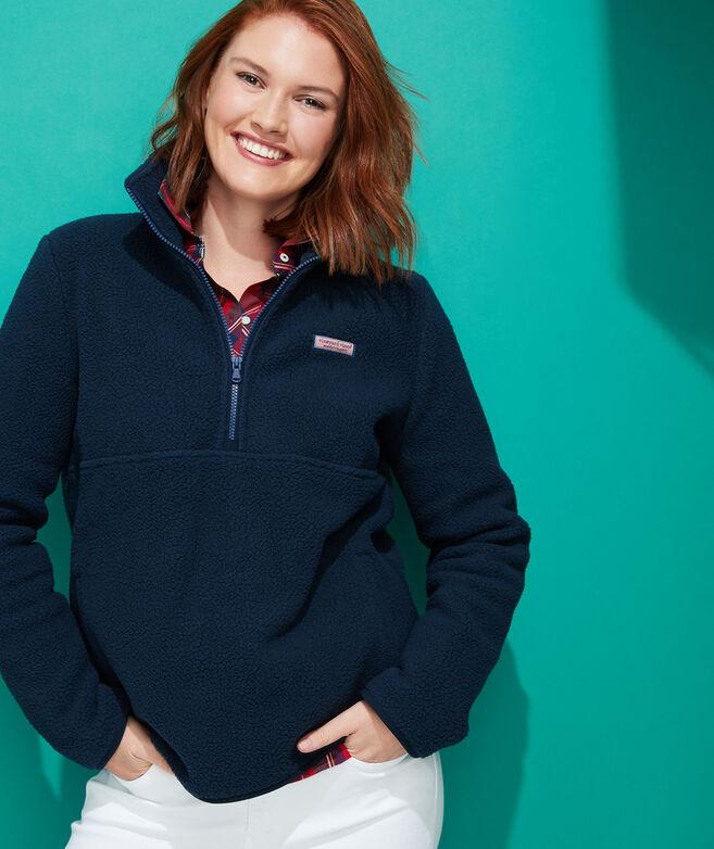 Sherpa 1/2-Zip Pullover