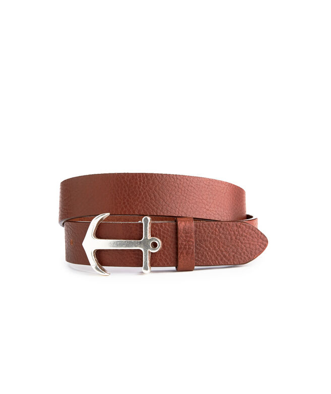 Boys Anchor Belt