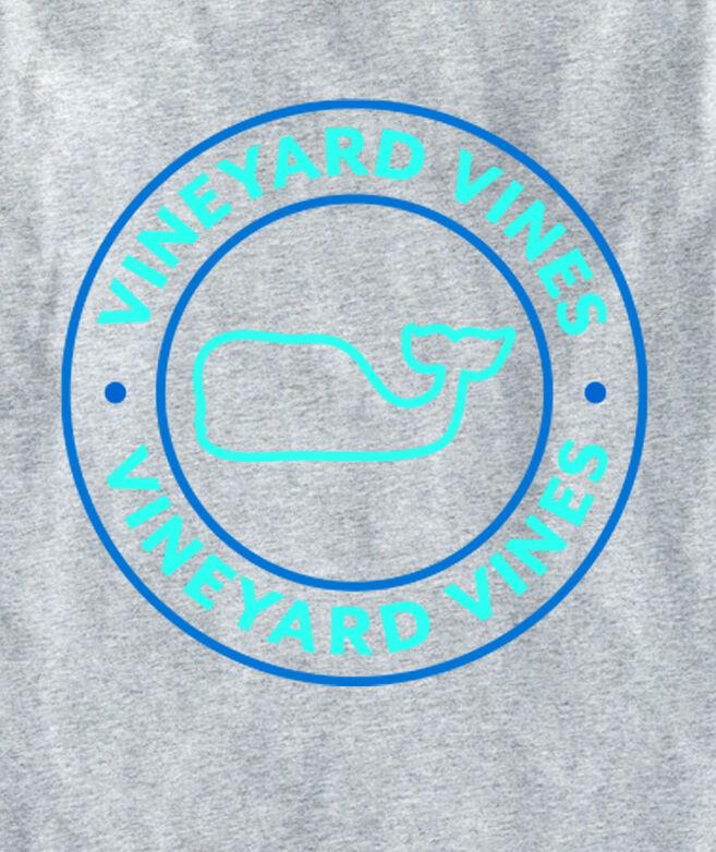 OUTLET Women's Whale Dot Short-Sleeve Pocket Tee