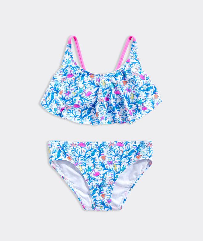 Girls' Flounce Bikini