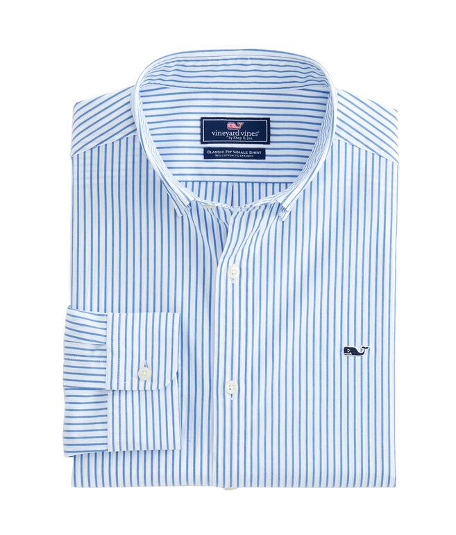Bimini Stripe Classic Whale Shirt