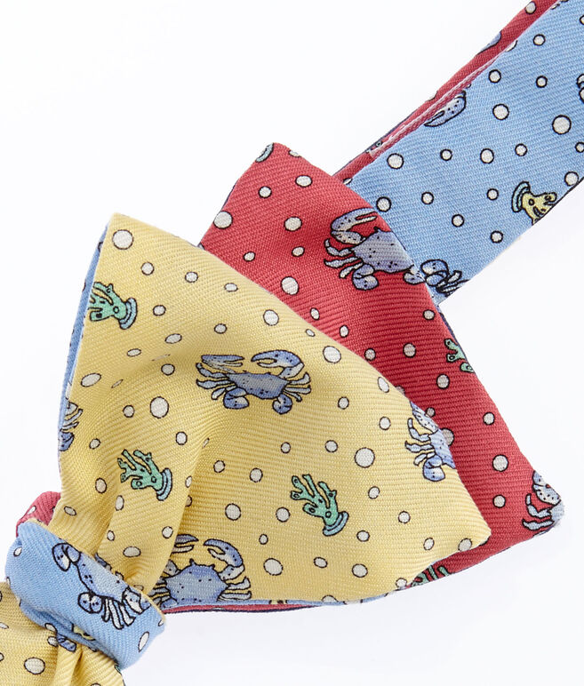 Four Panel Crab Bow Tie