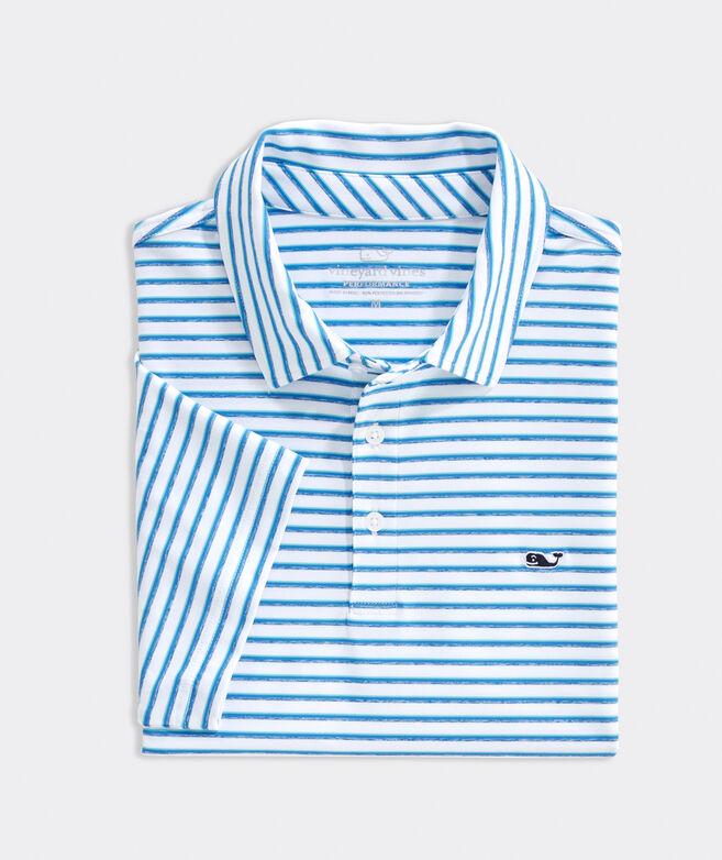 Rockaway Stripe Sankaty Polo