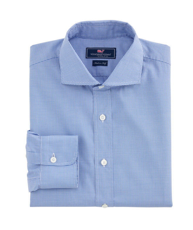 Gingham Greenwich Shirt