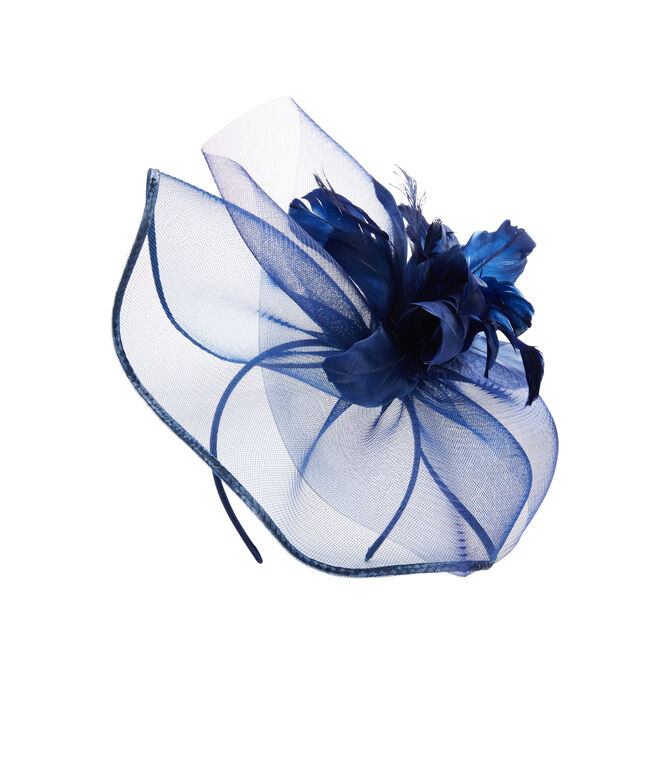 Large Derby Fascinator