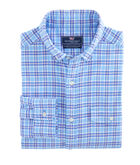 Morgan Way Flannel Classic Crosby Shirt