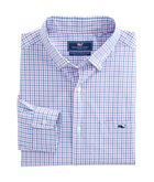 Clark Cove Check Classic Tucker Shirt