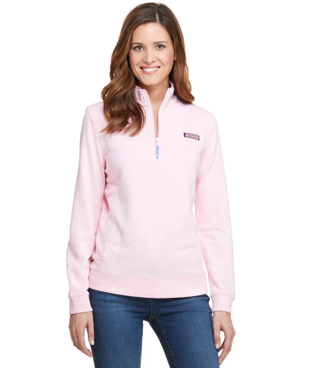 Shep Shirt - Shop Women's Quarter Zip & Pullovers At Vineyard Vines