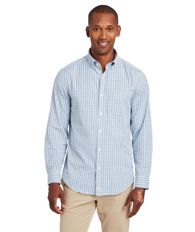 Classic Fit Amelia Cotton Performance Murray Shirt