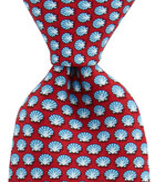 Boys Scallop Shells Tie