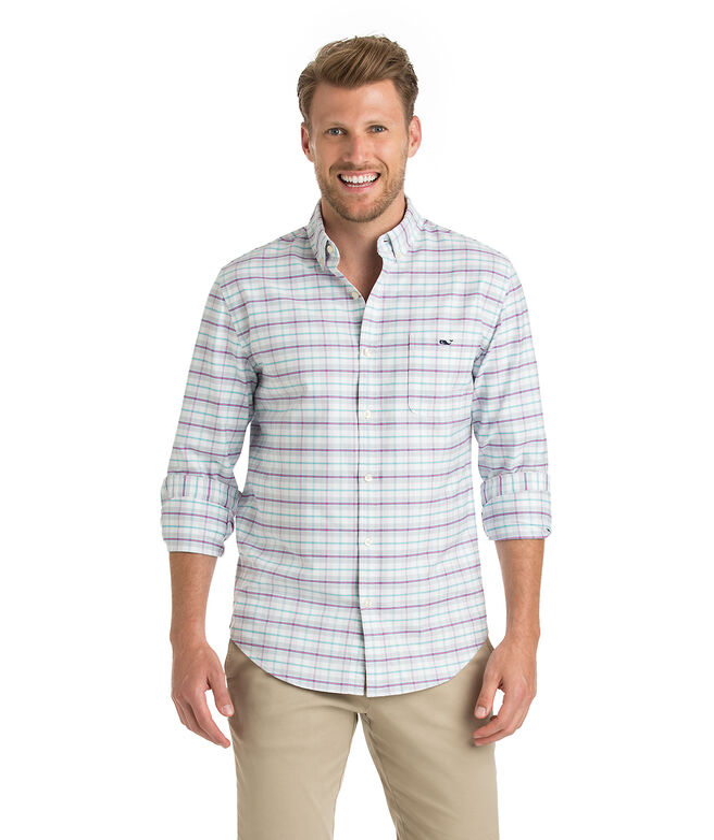 Lockwood Plaid Slim Murray Shirt