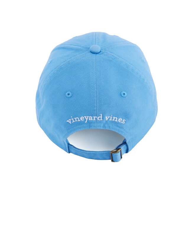 vv Fish Hook Embroidered Hat