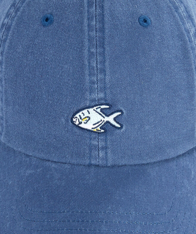 Permit Icon Twill Baseball Hat