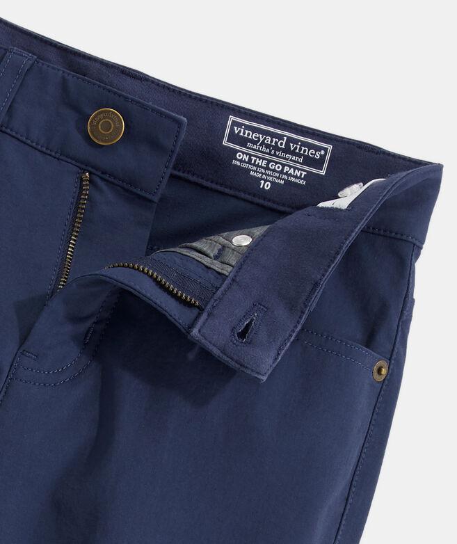 Boys' On-The-Go 5-Pocket Pants