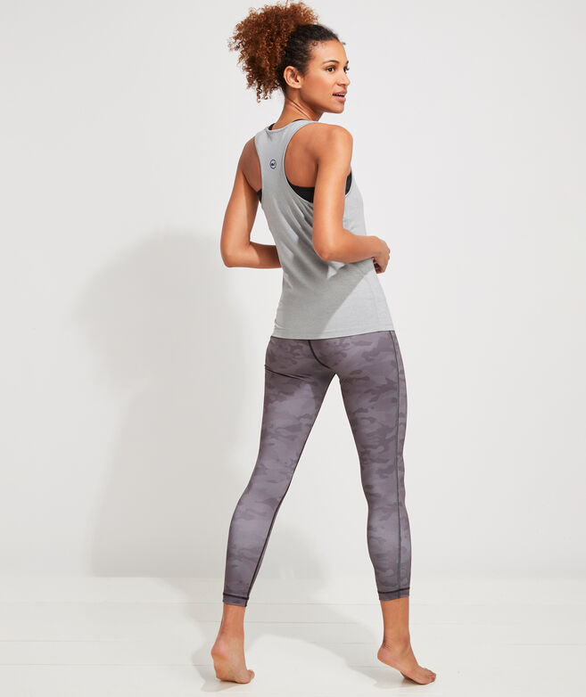 Heathered Performance Tank