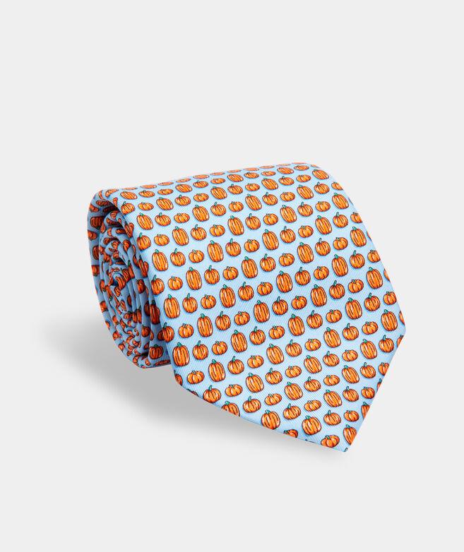 Pumpkins Printed XL Tie