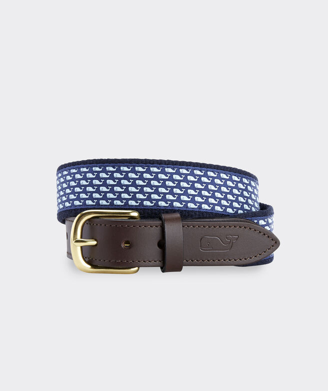 Boys' Vineyard Whale Club Belt