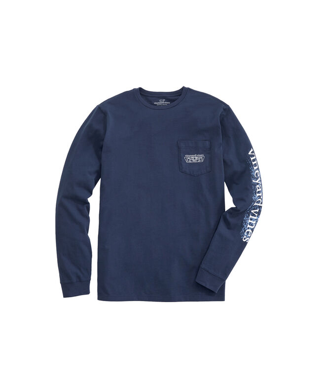 Midline Hockey Long-Sleeve Pocket Tee