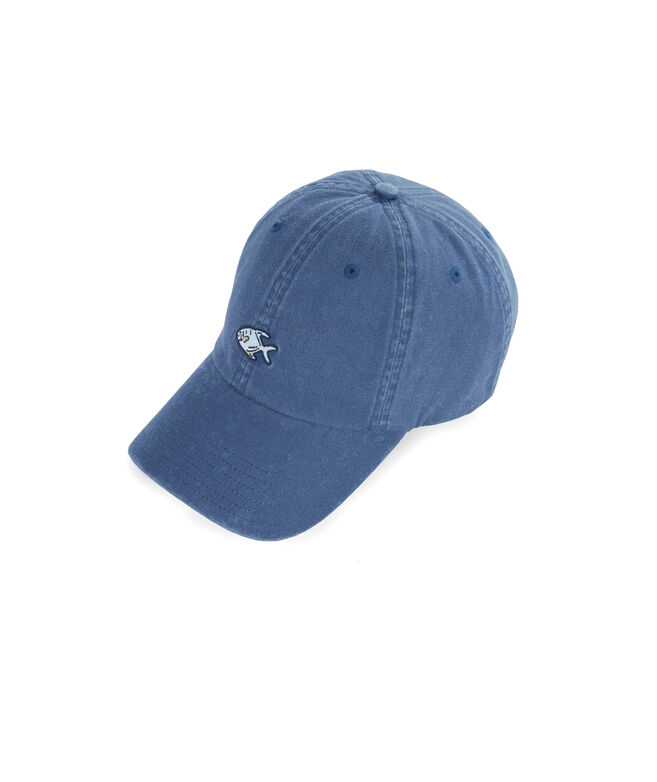 watch 3d04b 086cb Shop Permit Icon Twill Baseball Hat at vineyard vines