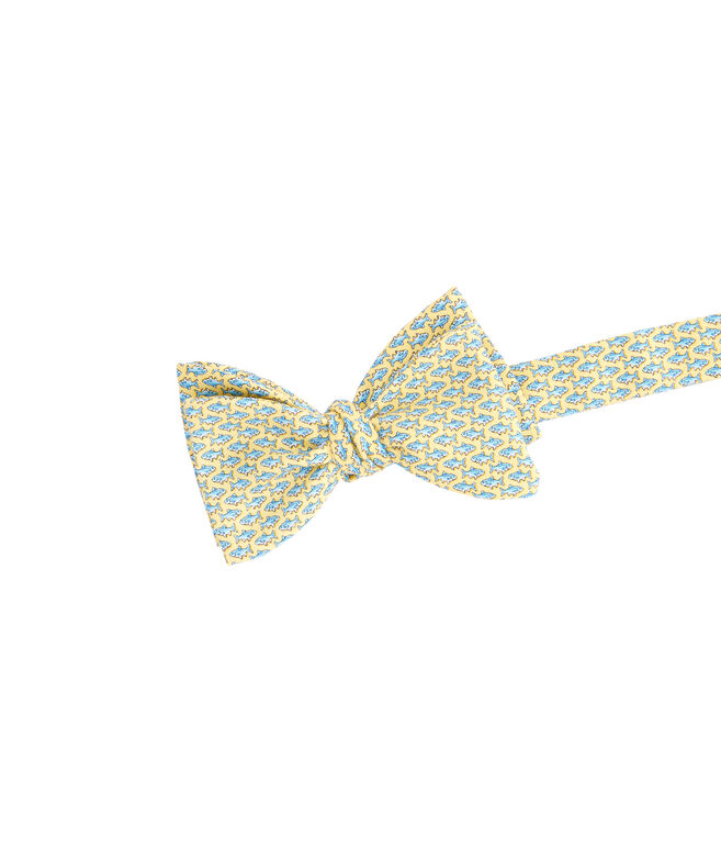 Shop fish food bow tie at vineyard vines for Fish bow tie