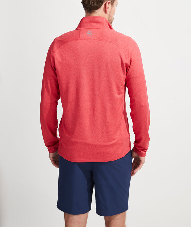 Flagler Performance 1/2-Zip Pullover