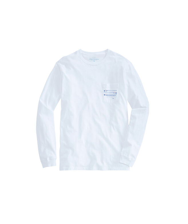 Fly Rods Long-Sleeve Pocket Tee