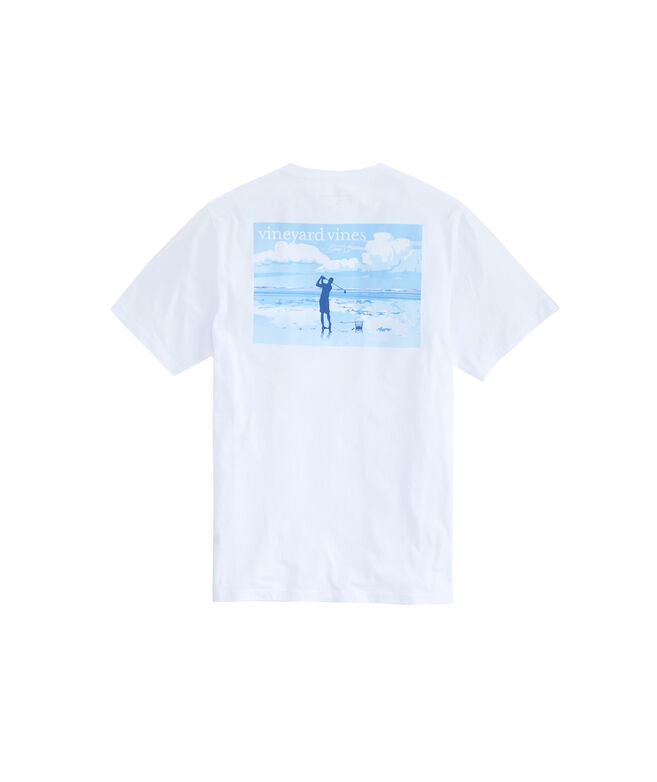 Beach Swing Pocket T-Shirt