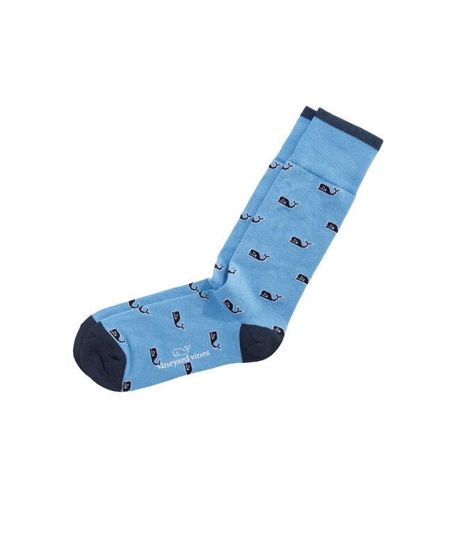 Classic Whale Socks
