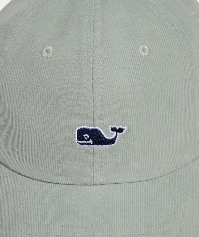 Classic Corduroy Baseball Hat