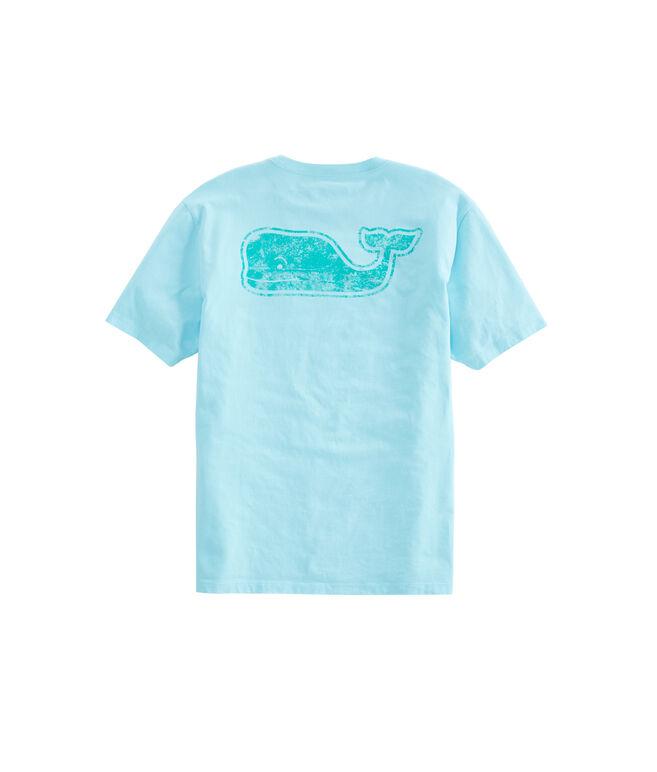 Vintage Whale Fill Pocket T-Shirt