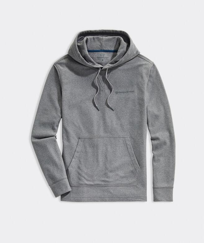 Sankaty Fleece Textured Hoodie