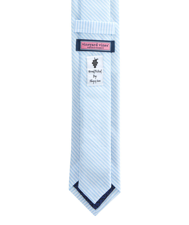 Kennedy Stripes Shirting Skinny Tie