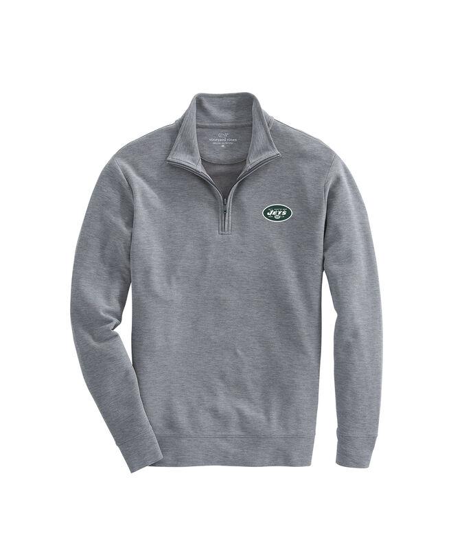 New York Jets Saltwater 1/4-Zip