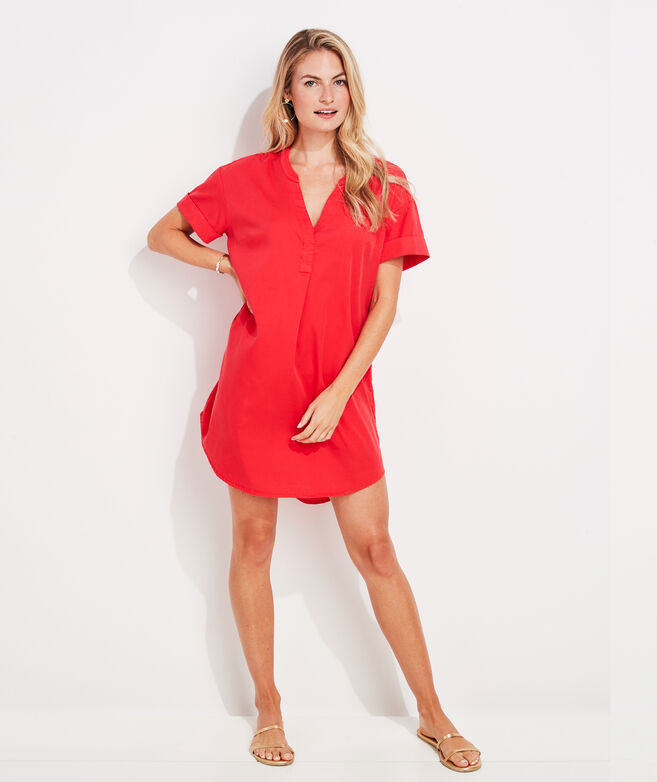 Easy Tunic Dress