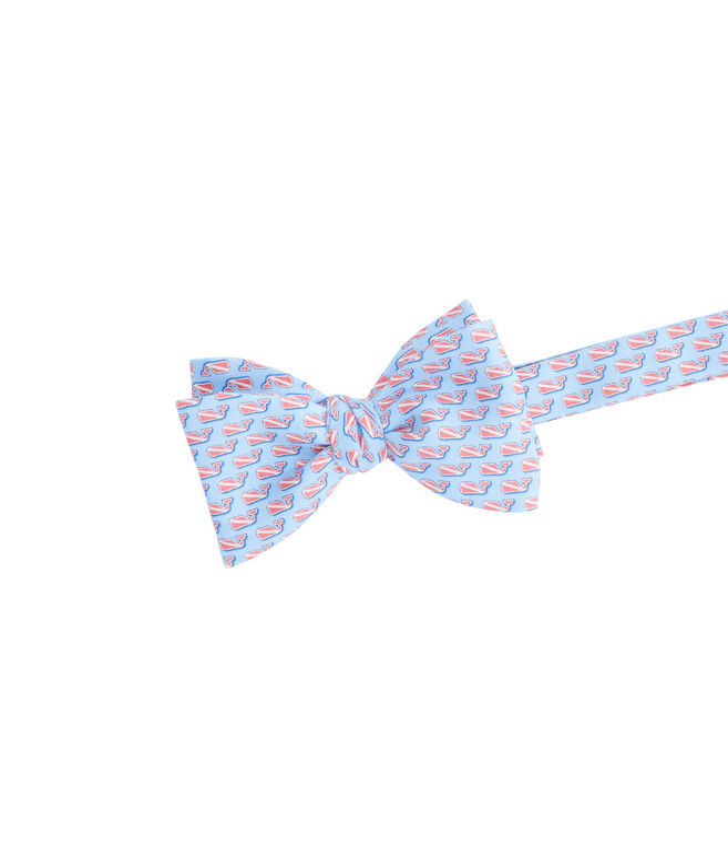 Diver Whale Bow Tie
