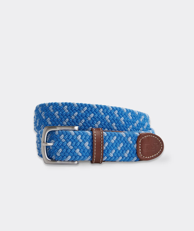 Flecked Bungee Belt