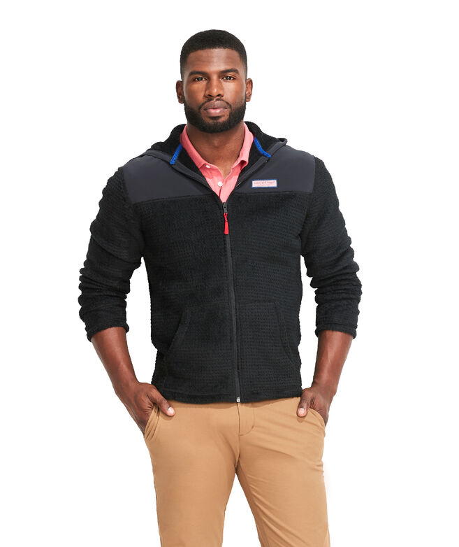 Dockside Fleece Full-Zip Hoodie