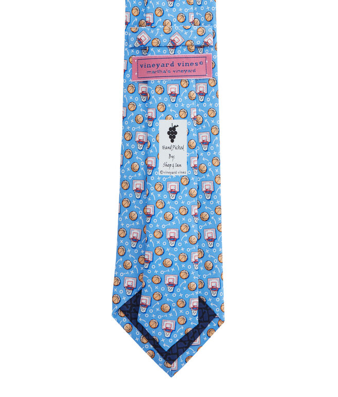 Basketball Pick & Roll Tie